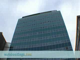 BEST WESTERN Blue Tower Hotel: Video clip of Hotel Blue Tower Amsterdam Provided by Eurobookings.com
