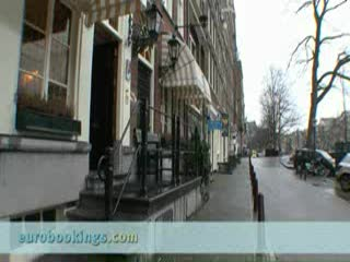 Video clip of Hotel Estherea in Amsterdam Provided by Eurobookings.com