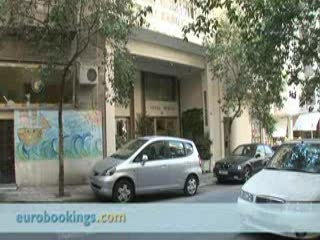 Hotel Myrto Athens: Video clip of Myrto Hotel Athens Provided by EuroBookings.com