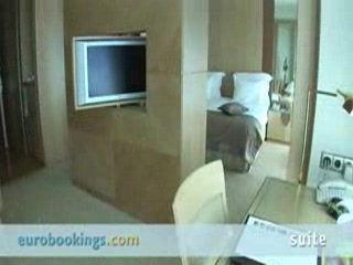 Melia Athens: Video clip of Hotel Residence Georgio Athens by EuroBookings.com