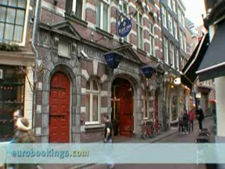 BEST WESTERN Dam Square Inn: Video clip of Tulip Inn Hotel Dam Square Amsterdam by EuroBookings.com