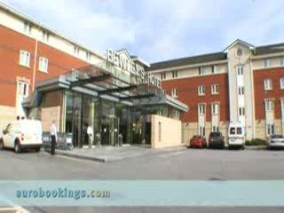 Bewleys Hotel Manchester Airport: Video clip Hotel Bewleys in Manchester Provided by EuroBookings.com