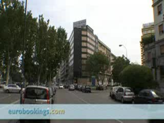 Video clip of Starhotels Hotel Anderson in Milano by EuroBookings.com