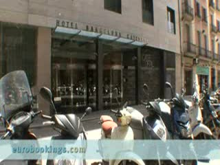 Video clip of Hotel Barcelona Catedral Barcelona by EuroBookings.com