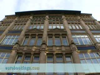 Berlim, Alemanha: Video clip of Hotel Park Plaza Wallstreet Berlin by EuroBookings.com
