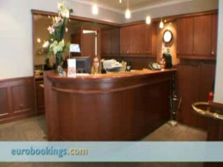 NH Stephanie: Video clip of NH Hotel Stephanie Brussel Provided by EuroBookings.com