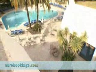 Video clip of Hotel Novotel Cannes Montfleury by EuroBookings.com
