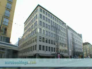 Fleming's Hotel Munich City: Video clip Hotel Flemings Munchen City Provided by EuroBookings.com
