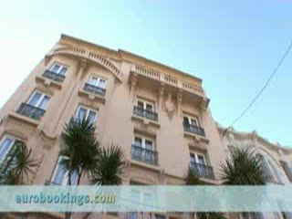 Video clip of Hotel Renoir Cannes Provided by EuroBookings.com