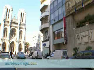 Mercure Nice Centre Notre Dame: Video clip Mercure Hotel Centre Notre Dame in Nice by EuroBookings.com