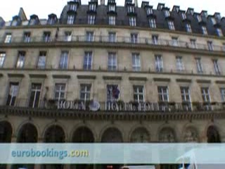 Video clip from Jolly Hotel Lotti Paris Provided by EuroBookings.com