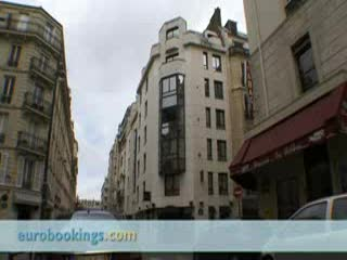 Video clip from Hotel Plaza Tour Eiffel in Paris by EuroBookings.com