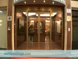 Video clip from Hotel La Pace in Pisa Provided by EuroBookings.com