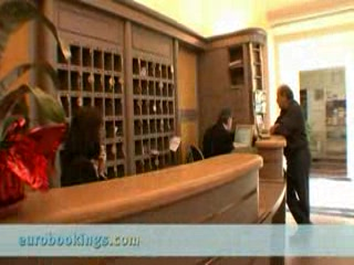 Video clip Hotel Santa Croce in Fossabanda in Pisa by EuroBookings.com