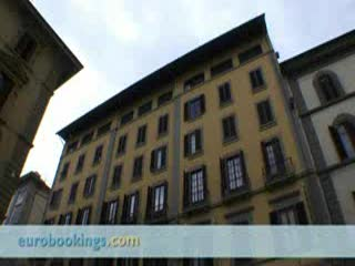 Video clip of Hotel Cosimo De Medici Florence by EuroBookings.com