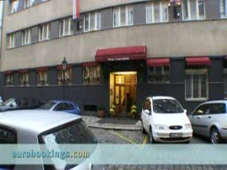 Cloister Inn Hotel: Video clip Hotel Cloister Inn in Prague Provided by EuroBookings.com
