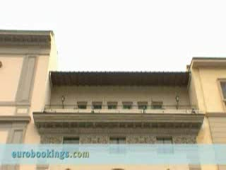 Principe Hotel: Video clip of Hotel Principe Florence Provided by EuroBookings.com
