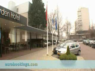 Bilderberg Garden Hotel: Video clip from Bilderberg Hotel Garden Amsterdam by EuroBookings.com
