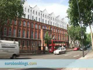 NH Kensington: Video clip of NH Hotel Kensington London Provided by EuroBookings.com