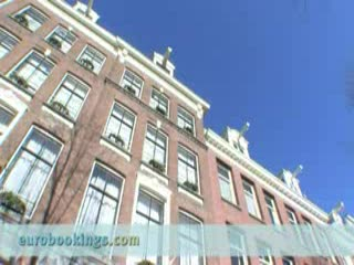 ‪‪Hampshire Hotel - Prinsengracht‬: Video clip Hampshire Inn Hotel Prinsengracht Amsterdam by EuroBookings‬