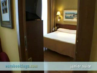 Senator Gran Via 21 Hotel: Video clip of Hotel Senator Gran Via Madrid Provided by EuroBookings