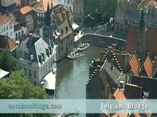 Fiandre occidentali, Belgio: Video highlights from Brugge Belgium provided by EuroBookings