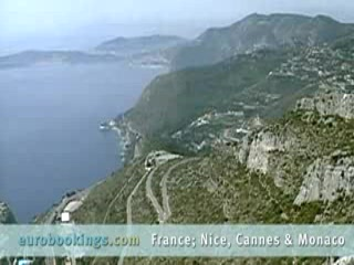 Video highlights from French Riviera France provided by EuroBookings