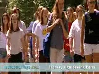 Video highlights Sightseeing in Paris France provided by EuroBookings