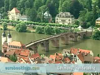 Video highlights from Heidelberg Germany provided by EuroBookings.com
