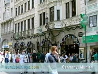 Video highlights from Munich Germany provided by EuroBookings.com