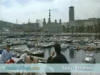 Catalonia, Spain: Video highlights from Barcelona Spain provided by EuroBookings.com