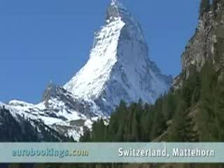 Valais, Switzerland: Video highlights from The Matterhorn Switzerland by EuroBookings.com