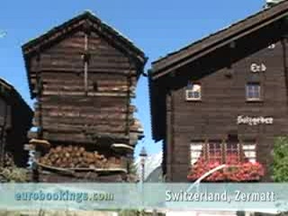 Video highlights from Zermatt Switzerland provided by EuroBookings.com