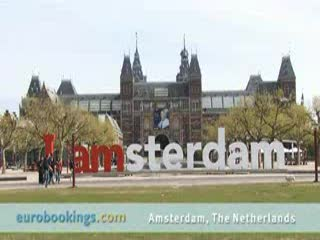Holanda del Norte, Países Bajos: Video highlights from Amsterdam by www.EuroBookings.com