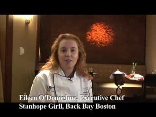 Loews Boston Back Bay Hotel: Stanhope Grill