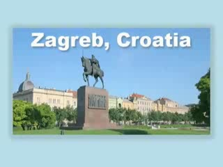 Croazia: Zagreb Croatia