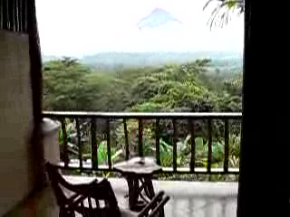 Lost Iguana Resort & Spa: Costa Rica - Lost Iguana Resort - View From our Balcony in the Morning