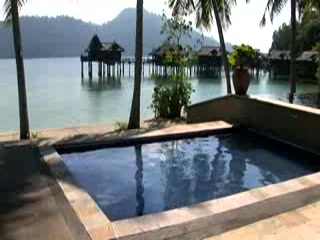 kuoni.co.uk video presenting Pangkor Laut resort, Malaysia