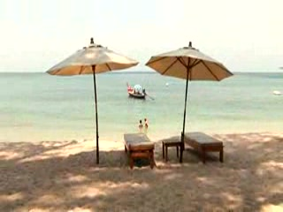 Cherngtalay, Tailandia: kuoni.co.uk video presenting Dusit Thani Laguna, Thailand