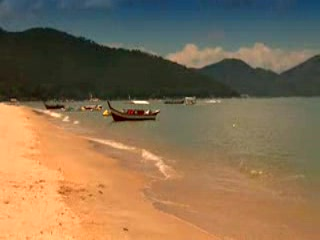 Batu Ferringhi, Malasia: kuoni.co.uk video presenting Holiday Inn Resort, Malasia