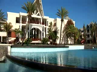 Belle Mare: kuoni.co.uk video presenting The Residence, Mauritius