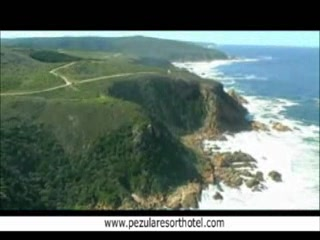 Western Cape, Zuid-Afrika: Introduction to Pezula Resort Hotel