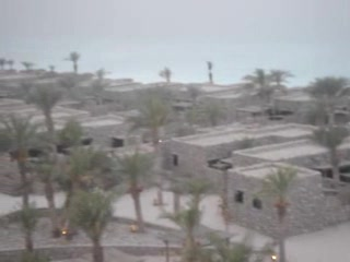Zighy Bay, Oman: View of Zghy Bay from the wine tower