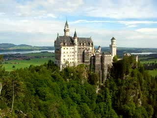 Hohenschwangau, Германия: King Ludwig`s Castle