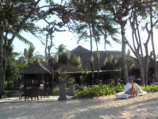 Nusa Dua, Indonsie : laguna resort and spa 