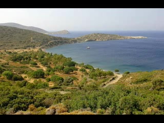 Dream Island Hotel In Tilos Island Greece