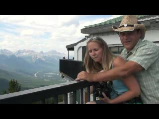 Douglas Fir Resort & Chalets: Having Fun In Banff