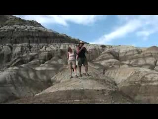 Drumheller, Canad: Land of the Dinosaurs