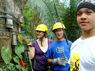 Sambo Creek (La Ceiba)) Canopy Tour