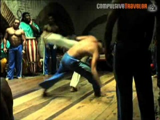 Brasil: Capoeira